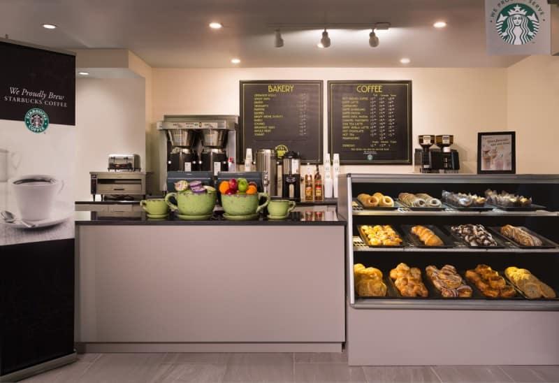 HSB Coffee shop