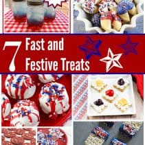 fast and festive treats