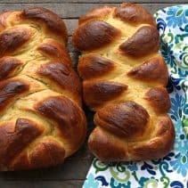Challah From SouthernPlate