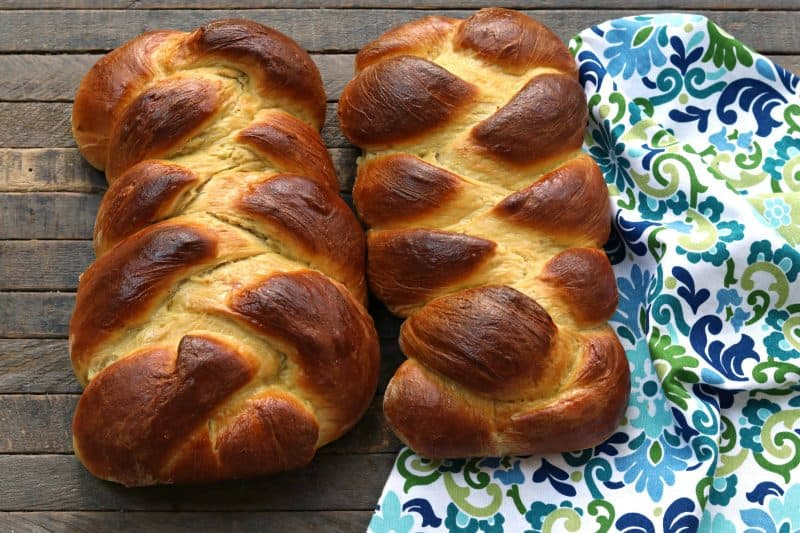 Challah Bread (Easier than you think!)