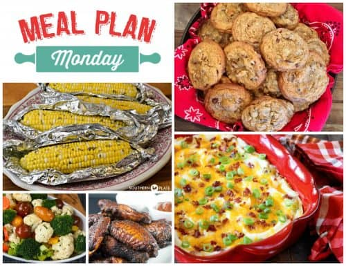 Meal Plan Monday 70