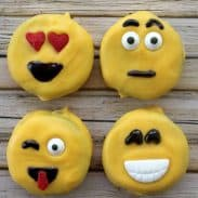 Emoji Oreos