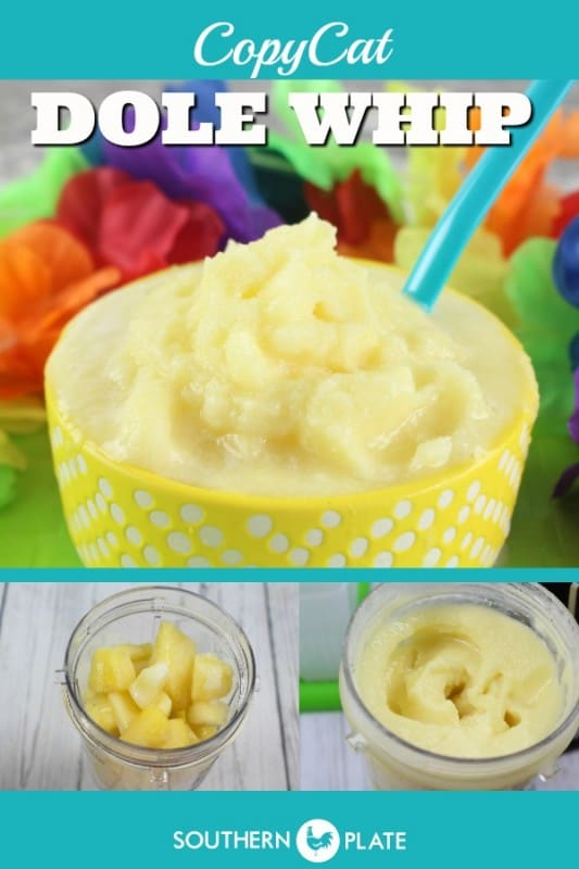 Dole Whip from SouthernPlate