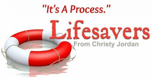 its a processs