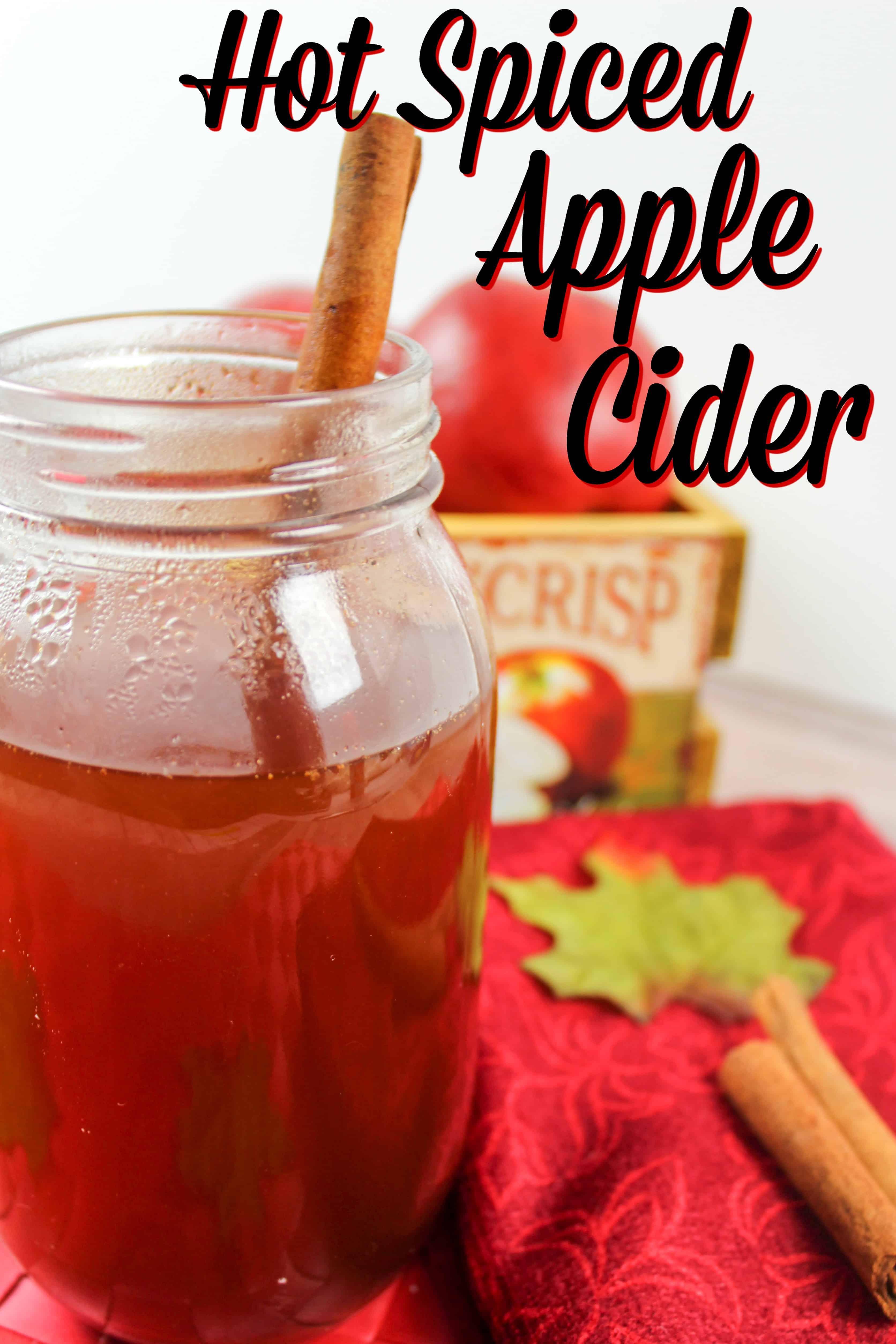 Easy Apple Cider Cake