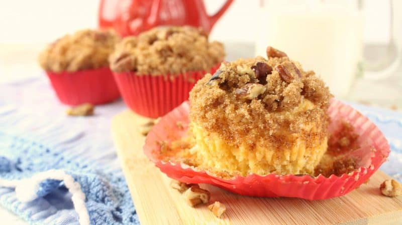 Sweet Potato Muffins - The Easy Way!
