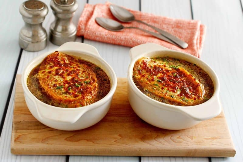 Restaurant Style French Onion Soup