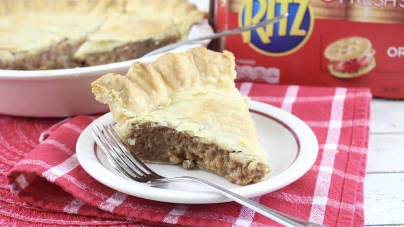 Faux Apple Pie - my improved version of a classic!