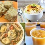 Meal Plan Monday #85