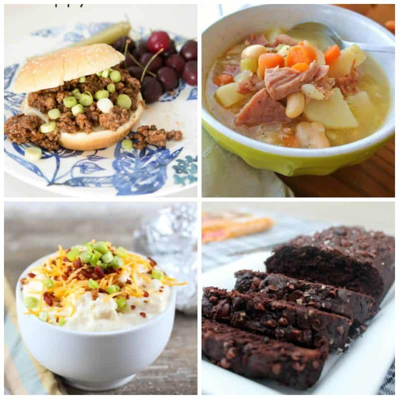 Meal Plan Monday #85, over 120 recipes!