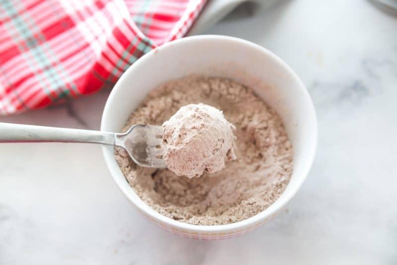 Chocolate Fudge Meltaways