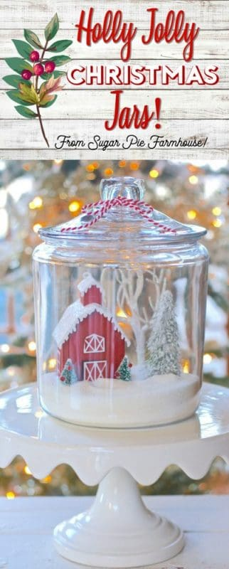 Holly Jolly Christmas Jars! , Southern Plate