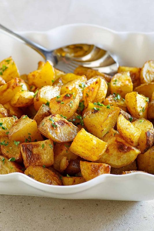 My Family's Favorite Potatoes! And when Teenagers ask for life advice - WOW!