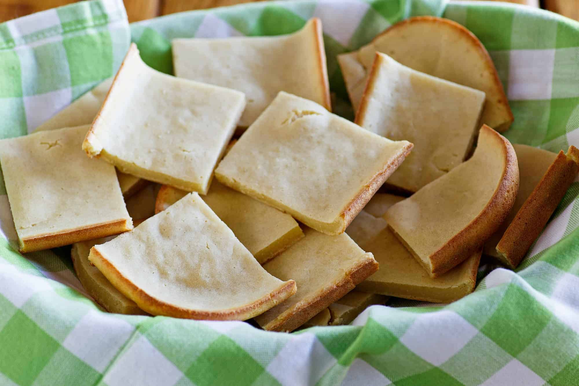 Soft Unleavened Bread - Southern Plate