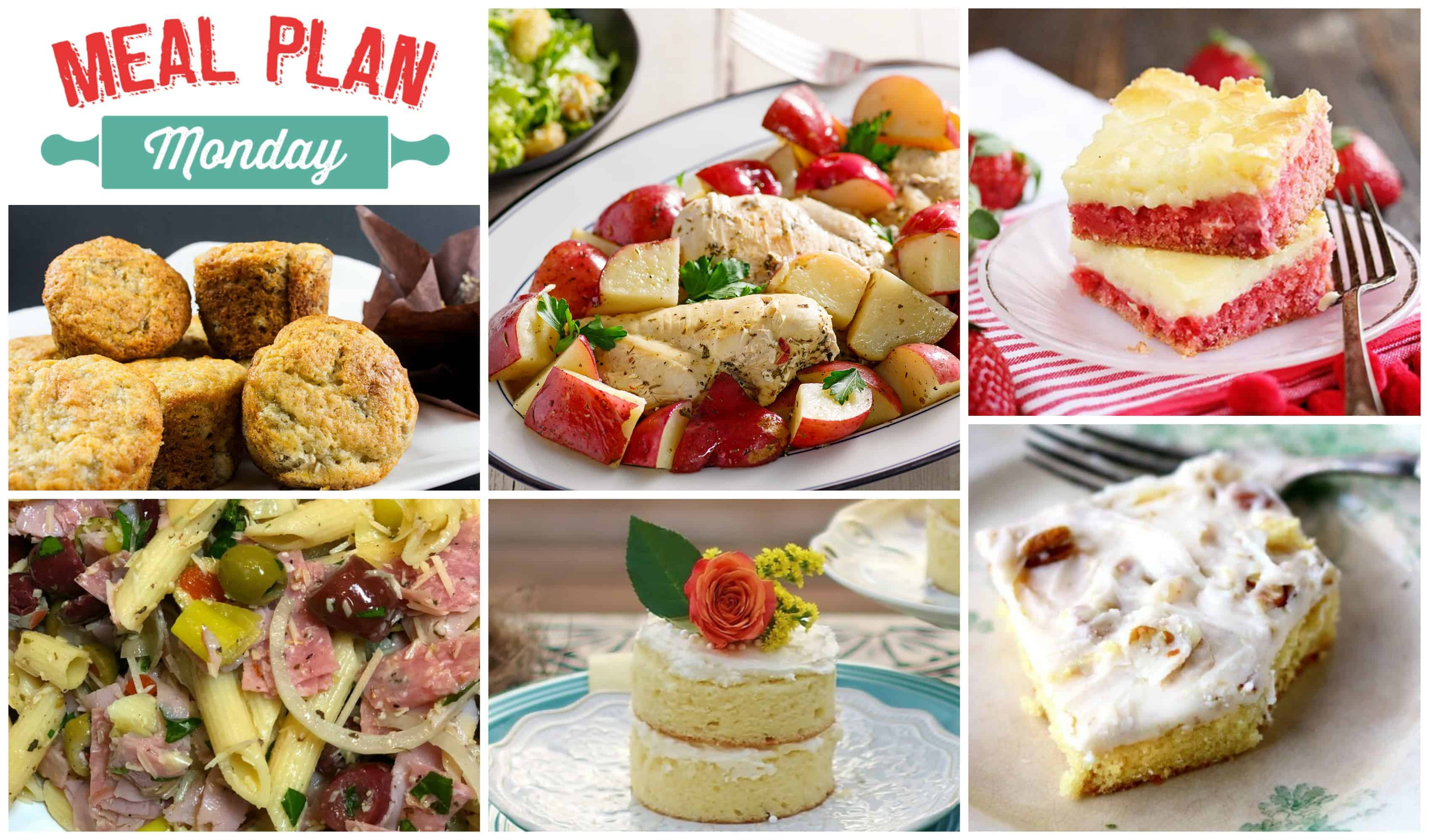 Meal Plan Monday #104   Southern Plate