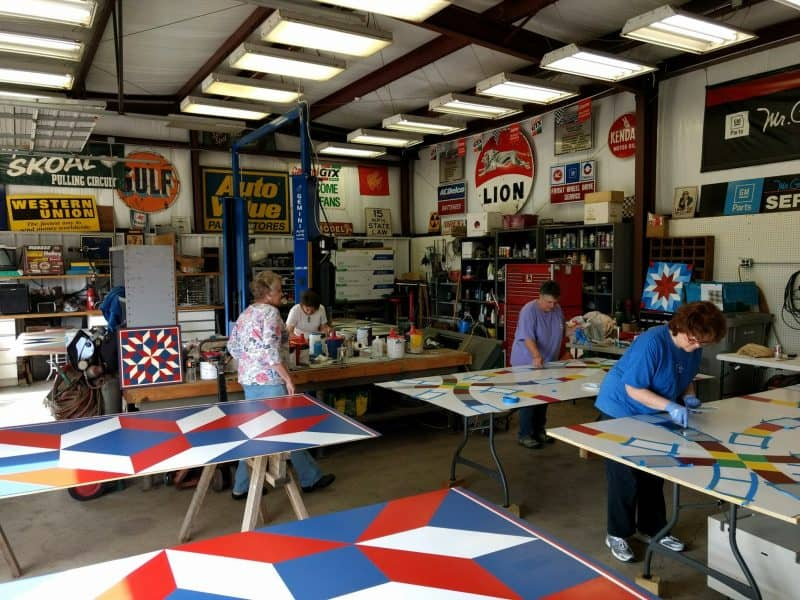 See The Alabama Barn Quilt Trail!