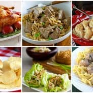 A Week of Crock Pot Recipes – Plus Claim Your FREE Online Recipe Box!