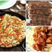 Meal Plan Monday #109