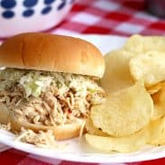 North Alabama Style Pulled Chicken BBQ – And Bringing Grace to a World of Animosity