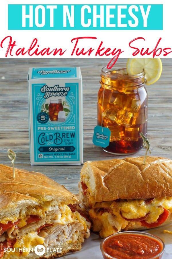 Translations Into Italian: Hot And Cheesy Italian Turkey Subs