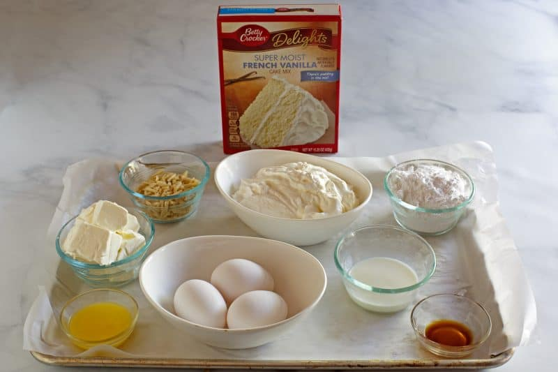 Cake Mix Cream Cheese Danish
