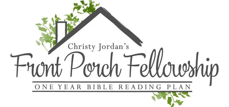 Front Porch Fellowship - Southern Plate