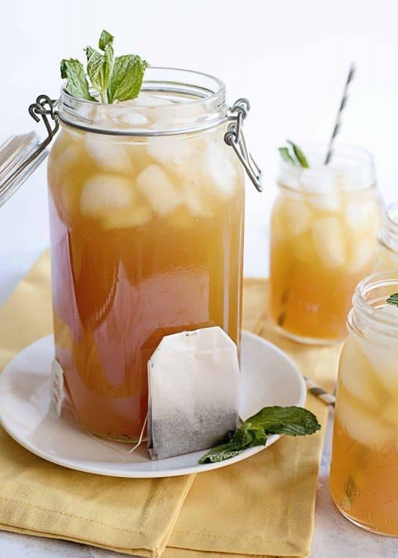 Mama's Mint Tea