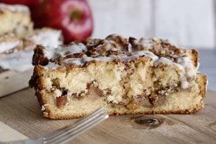 Cinnamon Apple Bread Loaded With Crunch