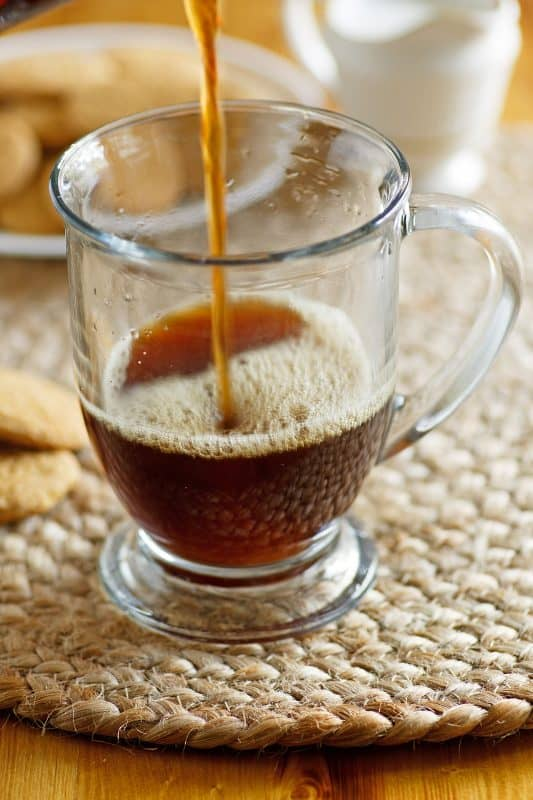 Gingerbread Spiced Coffee - using your regular coffee and spices from your cabinet!