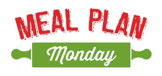 Meal Plan Monday #140