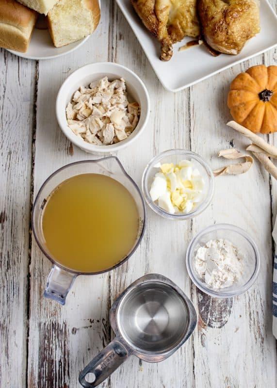 Turkey Gravy Ingredients Southern Plate