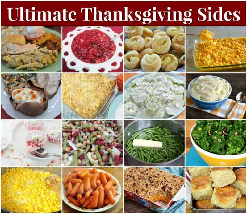Ultimate Thanksgiving Side Dish Recipes Southern Plate