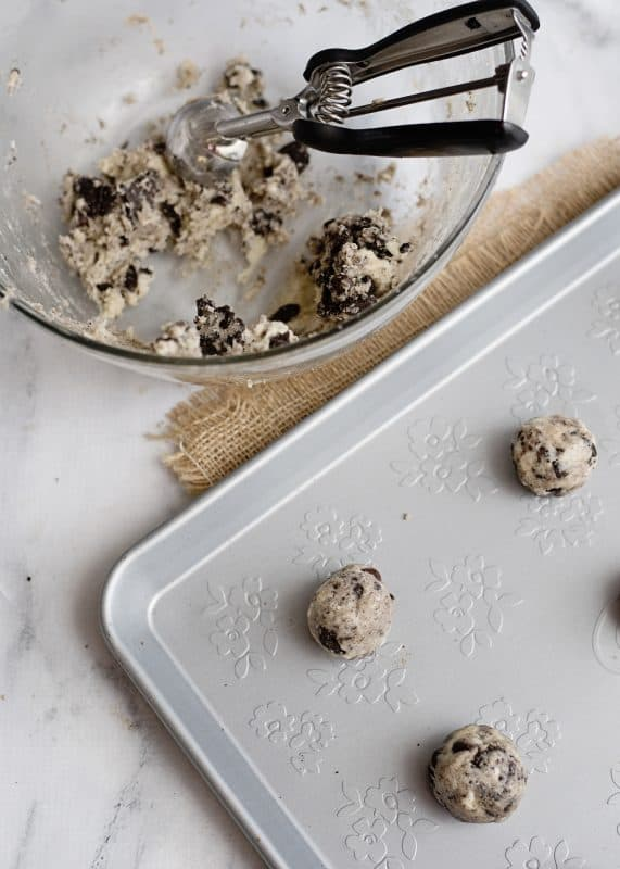 Cookies and Cream Cake Mix Cookies- and the Quiet Things