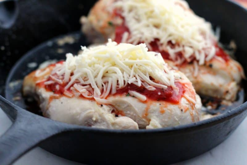 Low Carb Lasagna Stuffed Chicken- and Needed Parental Advice