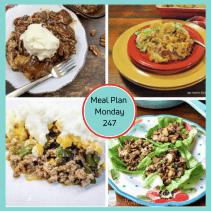 Meal Plan Mondy 247