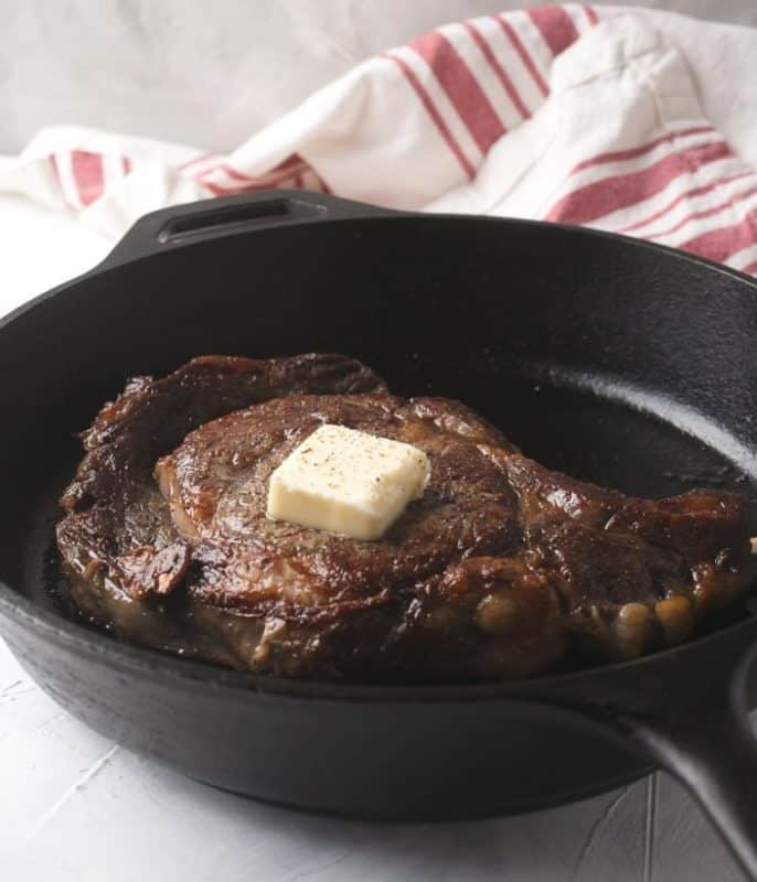 Meal Plan Monday #151 How To Cook A Steak In A Cast Iron Pan