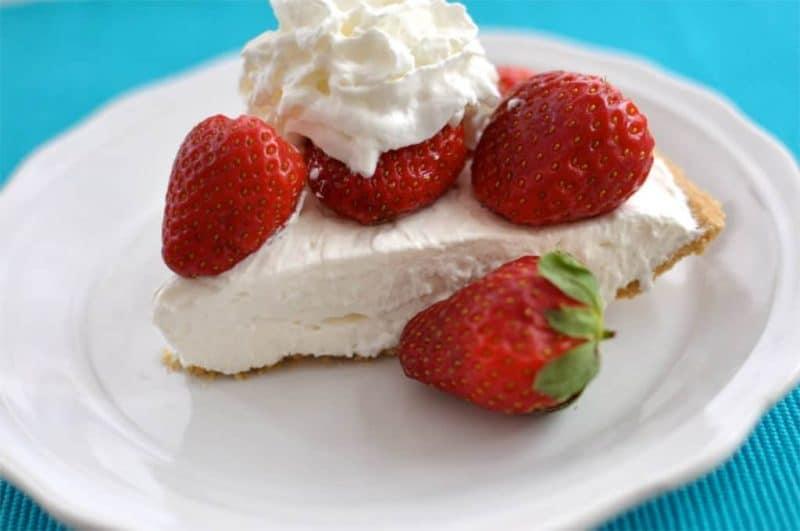 Splenda Cream Cheese Pie