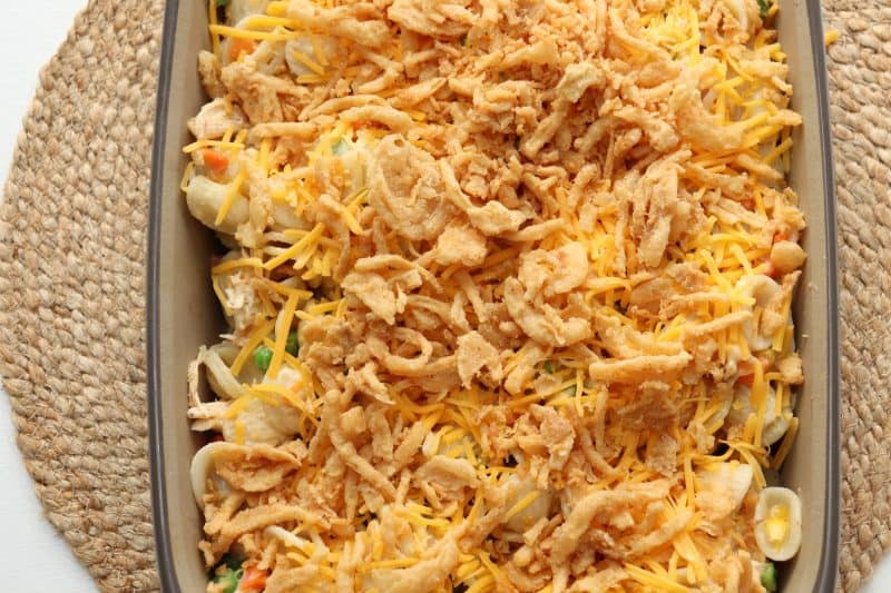 Country Casserole - My family's favorite casserole!
