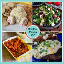 Meal plan monday 257