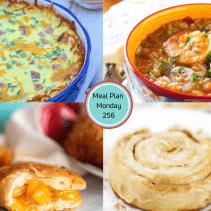 Meal Plan Monday 256