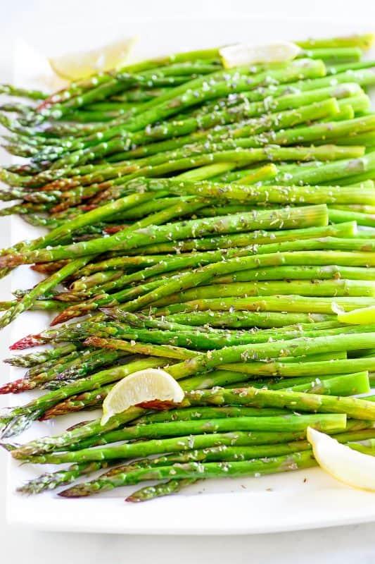 Asparagus Za'atar