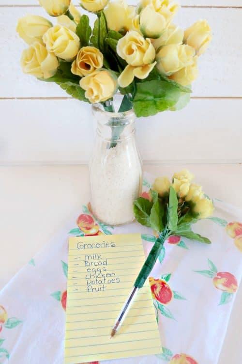 Pretty Little Pens! A spring craft from Sugar Pie Farmhouse