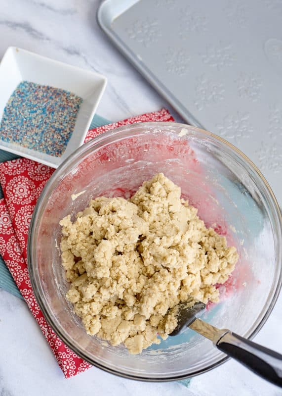 Dough For World's Best Chewy Sugar Cookies