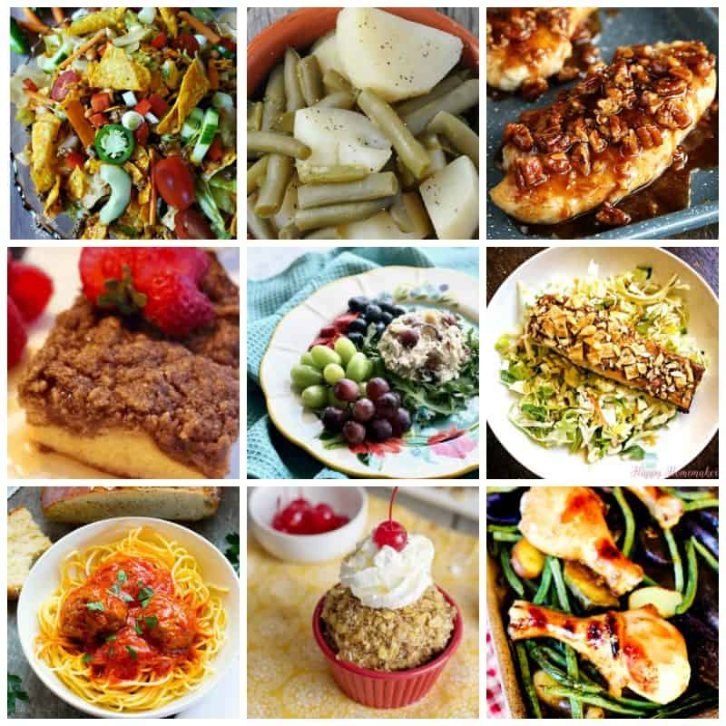 Meal Plan Monday #164