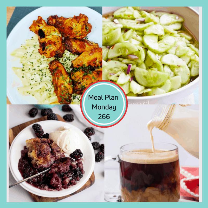 meal plan monday 266