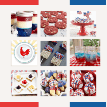 Recipe for July 4th