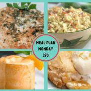 Meal Plan monday 270