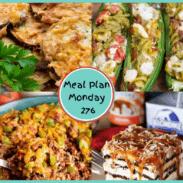 Meal Plan Monday 276
