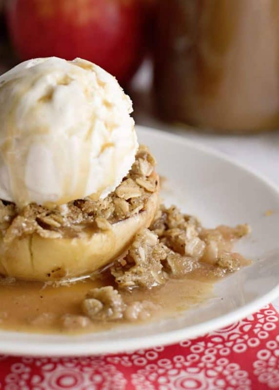 baked apples easy recipe