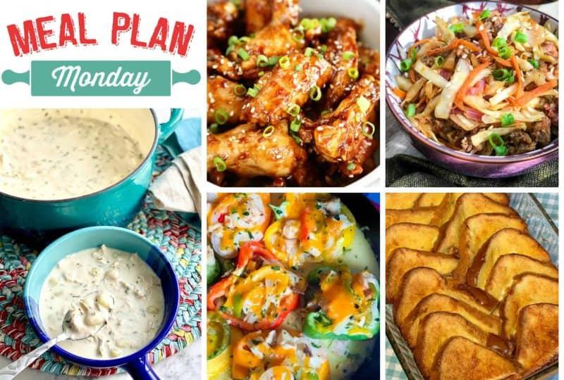 Meal Plan Monday #188